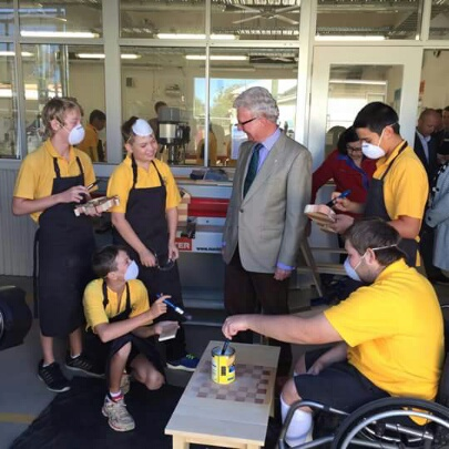 Governor of Queensland opens ITRC